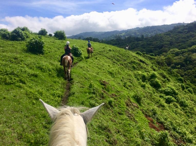 Horseback Riding in Monteverde