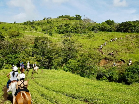 Horseback Riding in Monteverde