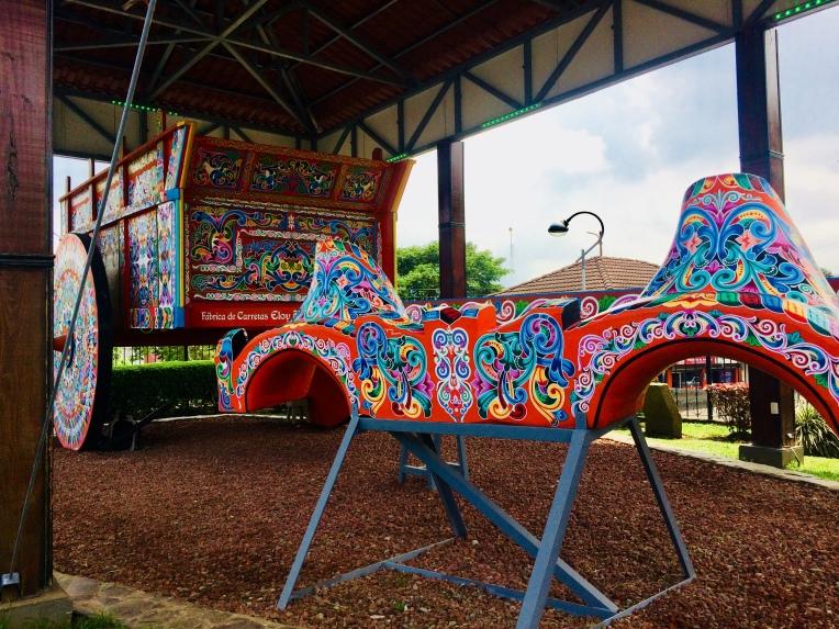 World's Largest Ox Cart