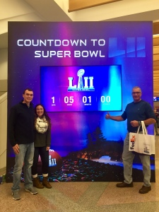 Countdown to Super Bowl LII!