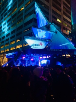 Concert Space on Nicollet Mall