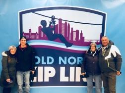 Bold North Zip Line Photo Op